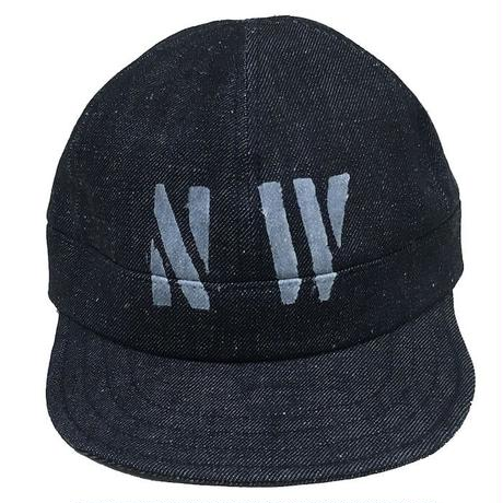 2020年 SPRING 先行予約 NorthNoName(ノースノーネーム)-WWⅡ CAP(INDIGO)