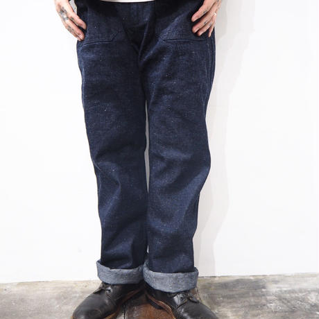 5WHISTLE(ファイブホイッスル) -USN SAILOR PANTS(INDIGO)