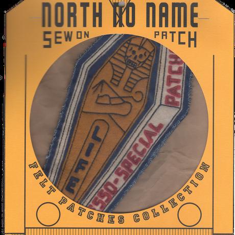 North No Name(ノースノーネーム)-FELT PATCH (LIFE)