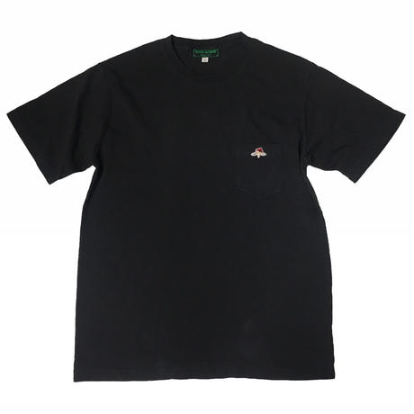 "NorthNoName(ノースノーネーム)-""KILROY WAS HERE"" TEE(BLACK)"