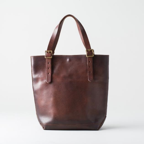 VASCO(ヴァスコ)-VS-266L    LEATHER TRAVEL TOTE BAG -HEIGHT