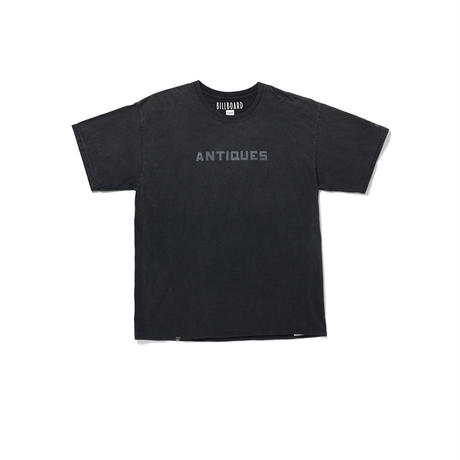 "BILLBOARD(ビルボード) -SUN FADED PRINT T-SHIRTS ""S.F.T.CO.""(BLACK)"