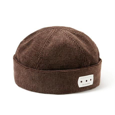 OLD JOE(オールドジョー) -SIX PANEL ROLL CAP(COFFEE)