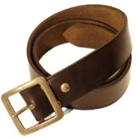 VASCO(ヴァスコ)-VS-602  LEATHER GARRISON BELT