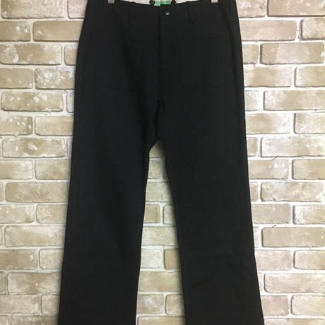 5WHISTLE(ファイブホイッスル) -USN SAILOR PANTS(BLACK)