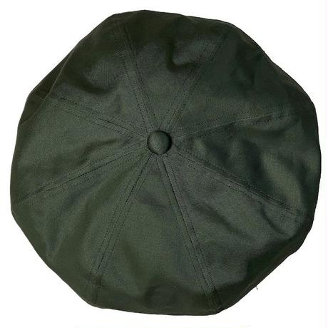 NorthNoName(ノースノーネーム)-COTTON BERET(KHAKI)