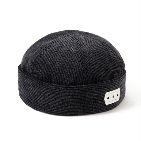 OLD JOE(オールドジョー) -SIX PANEL ROLL CAP(BLACK)