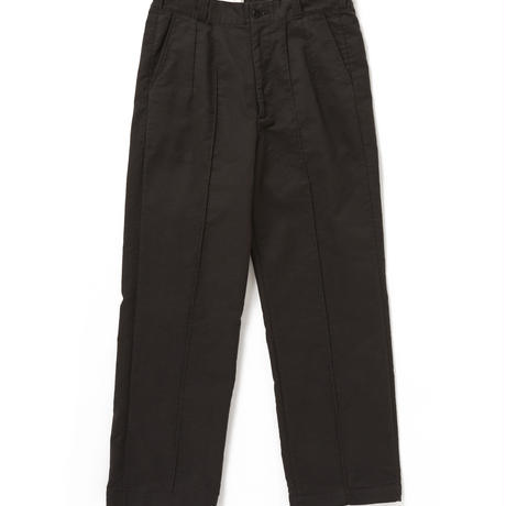 OLD JOE(オールドジョー) - FRONT TUCK ARMY TROUSER(GRAPHITE)
