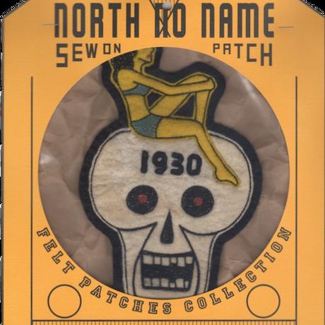 North No Name(ノースノーネーム)-FELT PATCH 1930