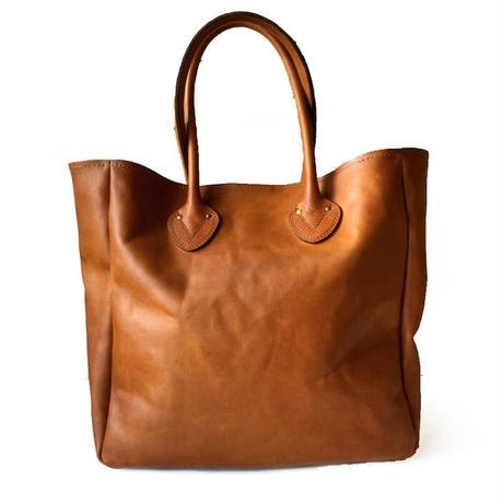 VASCO(ヴァスコ)-VS-267L  LEATHER OLD TOTE BAG -LARGE( 4月入荷予定)