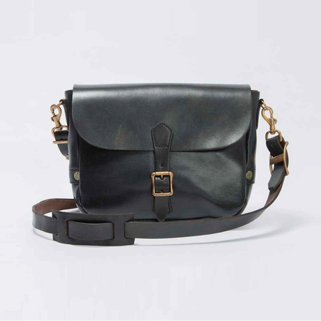 VASCO(ヴァスコ)-VS-249L    LEATHER POSTMAN SHOULDER BAG-SMALL (3月入荷予定)