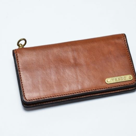 VASCO(ヴァスコ)-VSC-701  LEATER VOYAGE LONG WALLET(トチカンなし)