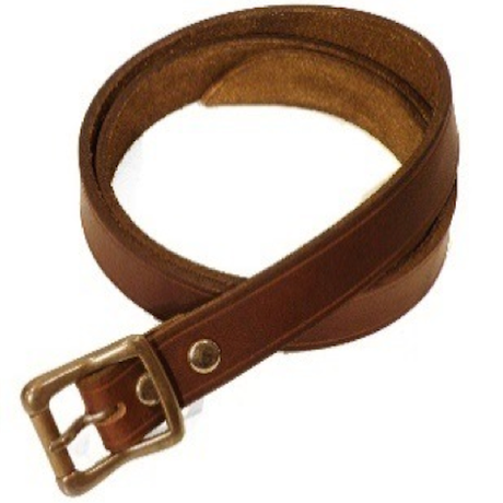 VASCO(ヴァスコ)-VS-603  LEATHER GARRISON BELT-NARROW