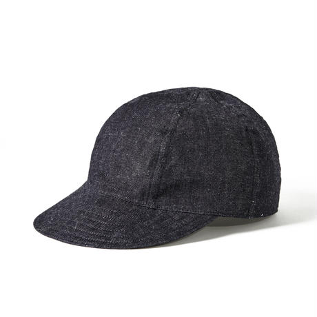 OLD JOE(オールドジョー) -SIX PANEL CAP(INDIGO)