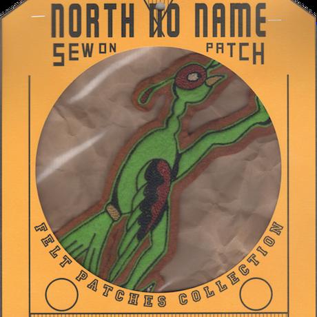 North No Name(ノースノーネーム)-FELT PATCH heasant