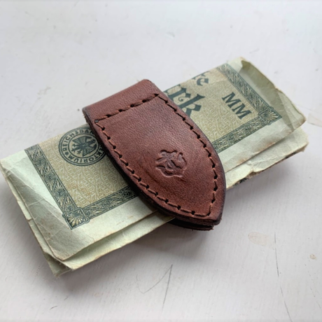 VASCO(ヴァスコ)-VS-718 LEATHER TRAVEL MONEY CLIP( 8月入荷予定)