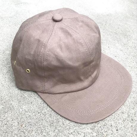 Hemp 6 panel hat