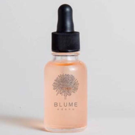 BLUME edena ナリッシングオイルドロップ (ピンク) / 30ml 【 Facial Oil 】