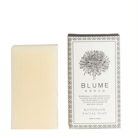 BLUME edena オイルリッチトリートメントソープ 【 Facial Soap 】