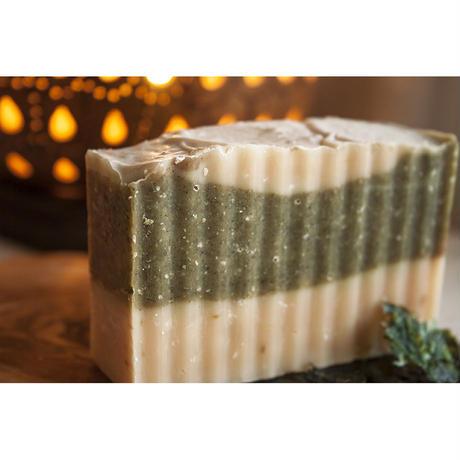 ハワイアンソルトと海藻のオーガニックソープ