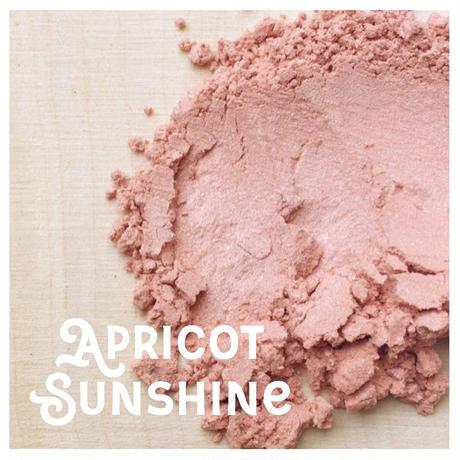 アースミネラル・ボタニカルチーク*Apricot Sunshine*