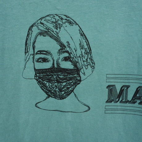 MASK Tシャツ