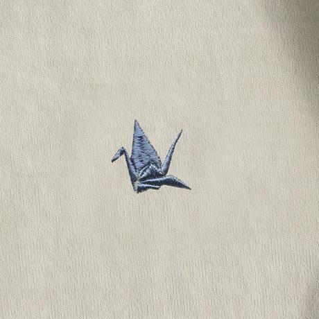 origami - antiqua コラボTシャツ (オフホワイト)