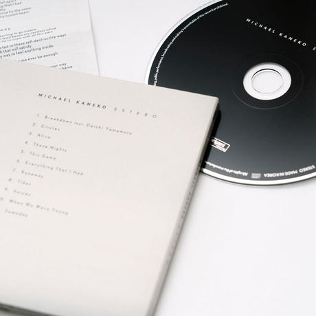 [CD通常版] Michael Kaneko - ESTERO