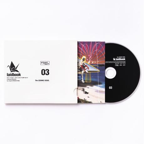 [CD] laidbook - laidbook03 The COSMIC ISSUE
