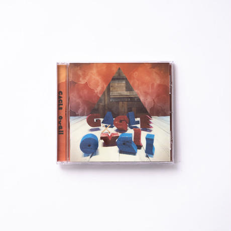 [CD] GAGLE×Ovall - GAGLE×Ovall