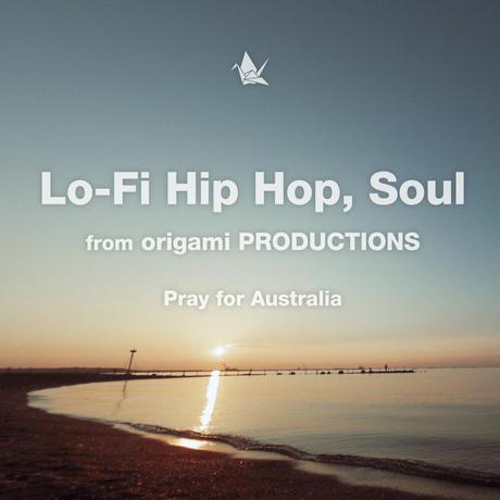 [CD] V.A. - Lo-Fi Hip Hop, Soul -Pray for Australia-