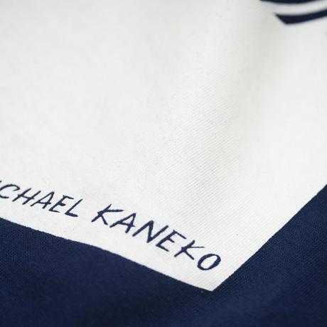 Michael Kaneko - Tシャツ (ネイビー)