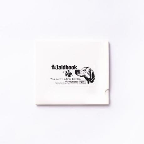 [CD] laidbook - laidbook09 The LUSH LIFE ISSUE