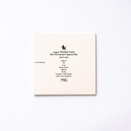 [CD] V.A. - 5th Anniversary Special Disc 2007-2012