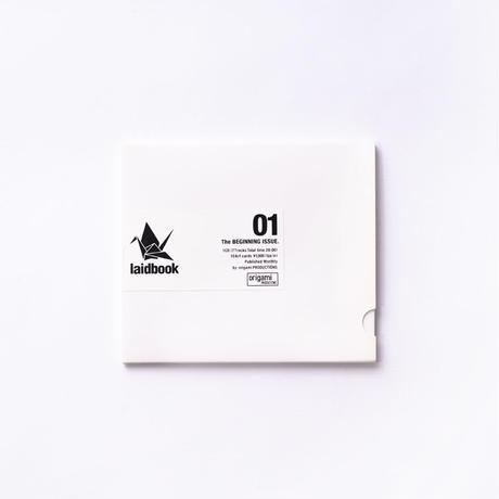 [CD] laidbook - laidbook01 The BEGINNING ISSUE