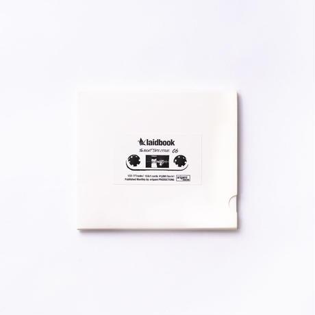 [CD] laidbook - laidbook06 The BEATTAPE ISSUE