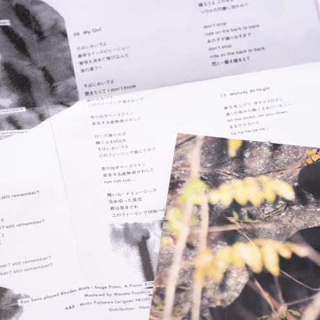 [CD通常盤] Kan Sano - Ghost Notes