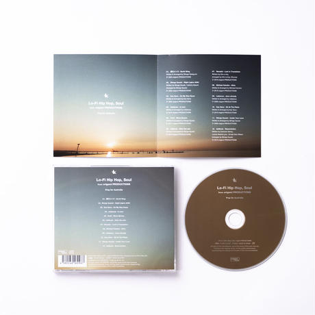 [CD] V.A. - Lo-Fi Hip Hop, Soul -Pray for Australia-
