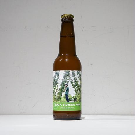 【5周年記念】back garden hop 【クラフトビール】
