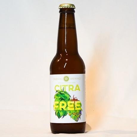 ノンアルコールビール瓶 シトラフリー6本セット