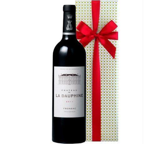 《お祝い》【ワインギフト】赤ワイン プレゼント ボルドーワイン「シャトー・ドゥ・ラ・ドーフィンヌ 2012年 750ml(OG01-600209-w)