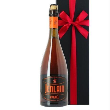 ビール プレゼント フランス クラフトビール ジャンラン アンバー 琥珀 ビエール・ド・ギャルド 750ml コルク栓 箱入り ギフト