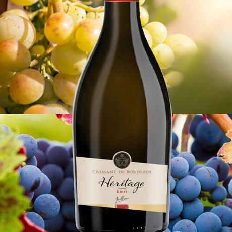 ◆送料無料◆《お祝い》シャンパン製法 スパークリングワイン2本セットフランス ジャイアンス 「クレマン・ド・ボルドー」 白 ロゼ 辛口 750ml  お祝い お礼 内祝い (OG99-377378)