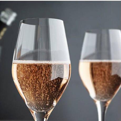 《父の日 2021》【シャンパンとスイーツのギフト】フランス「グラン・ロゼ・ブリュット」辛口 375mlと「マキシム・ド・パリ」ショコラチョコレート8粒入り