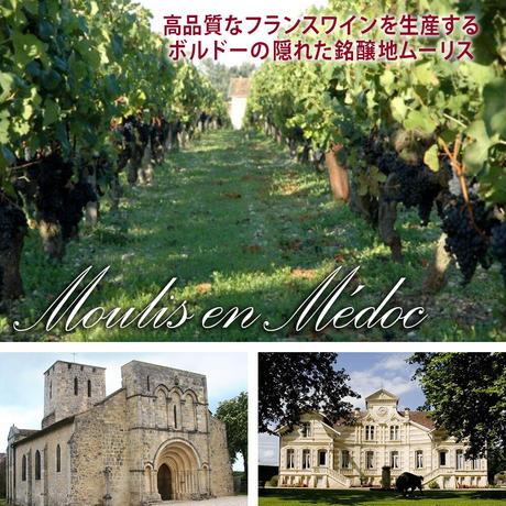 《お中元2021》【ワインギフト】フランス ボルドー産の赤ワイン「シャトー・ベレール・ラグラーヴ」1995年(11BBLMM95C-w)