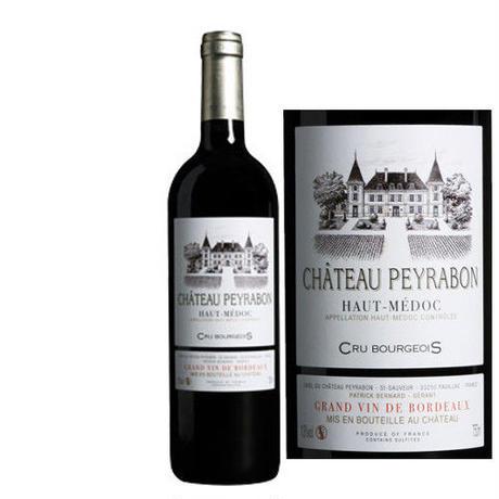 フランス 赤ワイン ボルドー オー・メドック  辛口 シャトー・ペイラボン 2011年 750ml