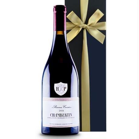 昇進祝い【ワインギフト】最高級 赤ワイン フランス ブルゴーニュ ドメーヌ・アンリ・ピオン「シャンベルタン・グラン・クリュ」 2014年 辛口 750ml ピノ・ノワール(OG11-DPCHGR)