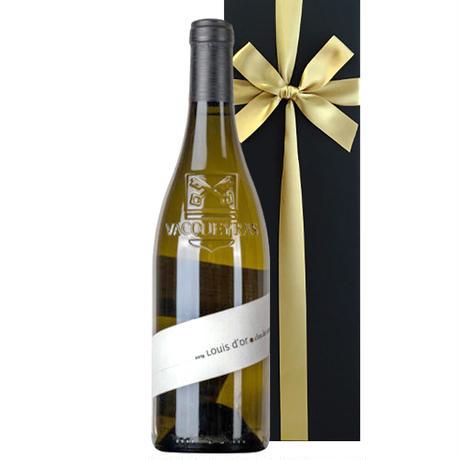 《お中元・夏ギフト》【ワインギフト】フランス 白ワイン オーガニック ル・クロ・ドゥ・カヴォー「ルイ・ドール」フランス コート・デュ・ローヌ地方 2019(21CCCLO9C0-w)