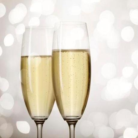 《お祝い》【お花とスイーツ・ノンアルコールワインのギフト】フランスのスパークリング バラのプリザーブドフラワーボックス レ・カカオの焼菓子(OG45-JSAC19)