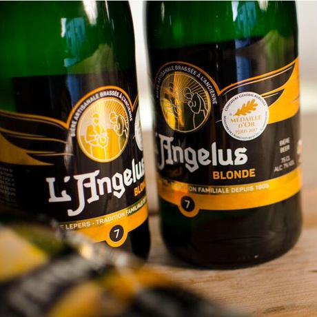 お歳暮【ビールセット】5本 ブラッスリー・ルパース「ランジェルス・ブロンド」フランスのクラフトビール(OG96-BBLEAN)